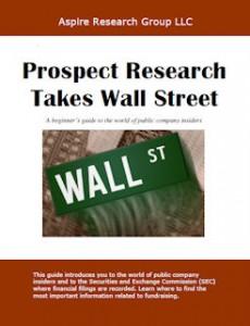 PRtakesWallStreet